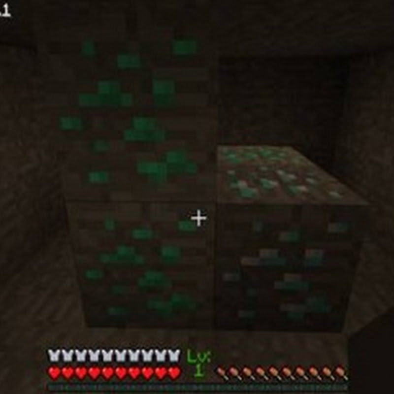 Minecraft 1.2.5–Material Detector Mod (1.2.5)