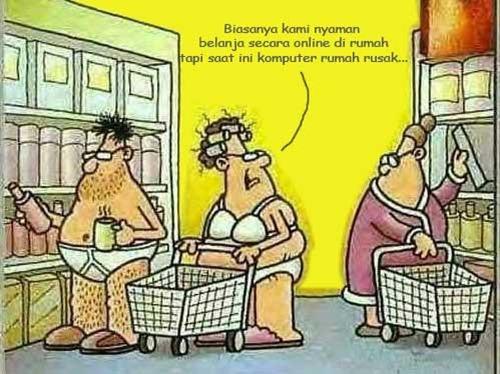 kartun humor
