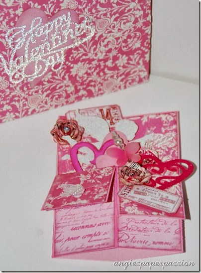 Valentine's Day Card in a Box (4) Medium Web view