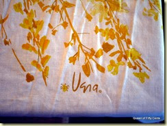 Vera table cloth