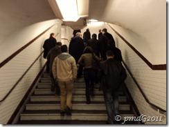 Les métro-blogueurs