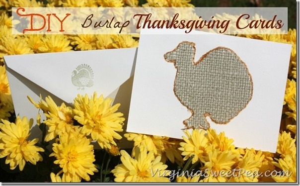 Sweat Pea Paula DIY Burlap Thanksgiving Cards_thumb