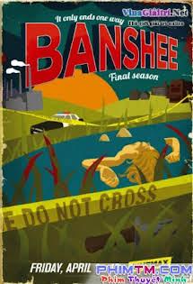 Thị Trấn Banshee :Phần 4 - Banshee Season 4 Tập 8 9 Cuối
