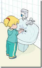 lavarse  las manos(12)