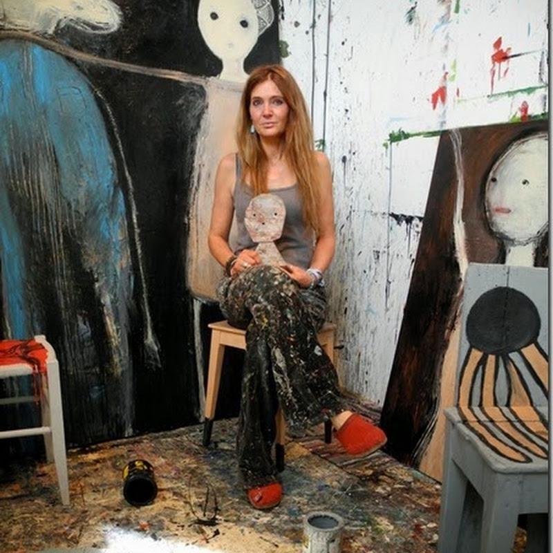 AusGehTipp: Pat Treyer in der k25 Galerie (Vernissage: Freitag, 6. Juni 2014 - ab 19:00 Uhr)
