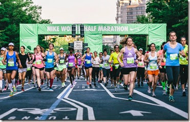 Nike Women's Half Marathon DC