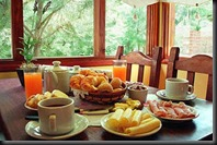 31 Mesa desayuno