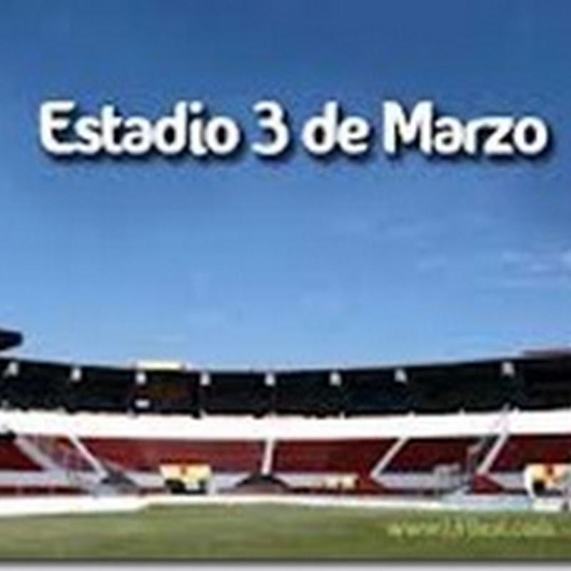 Estadio 3 de Marzo: Cartelera de conciertos 2014