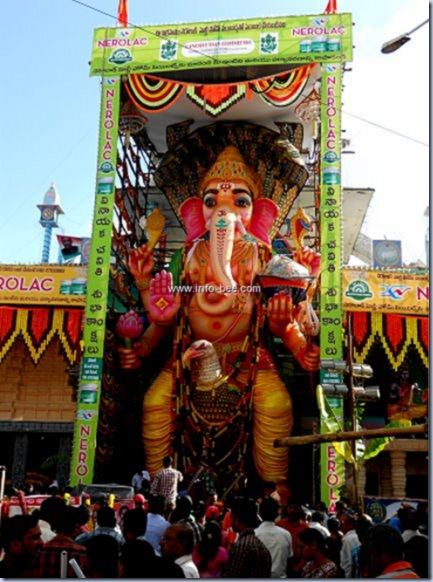 khairatabad Ganesh 2011 the best