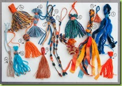 2.Tassels together