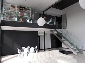 diseño interior casa moderna madrid
