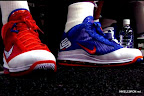 nike air max lebron 7 pe hardwood orange 1 04 Yet Another Hardwood Classic / New York Knicks Nike LeBron VII
