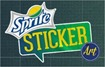 sprite sticker art