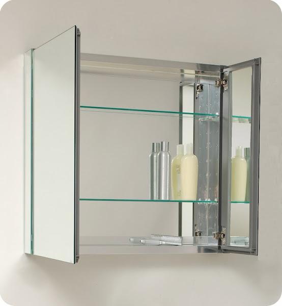 Medicine Cabinets FMC8090 4 Bathroom Medicine Cabinets