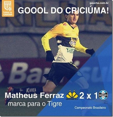 Tigre 2 x 1