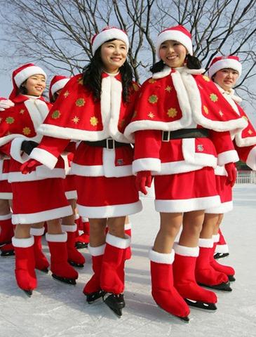 disfraz para navidad de papa noel para mujeres