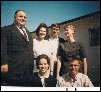 family with poppa