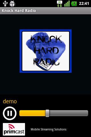 KNOCK HARD RADIO
