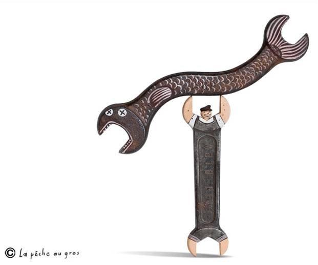 A arte bem humorada de Gilbert Legrand (9)