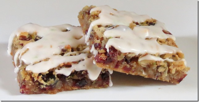 Coconut Lime Cranberry Pecan Bars 5