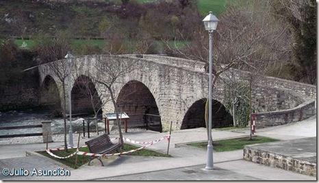 Puente de Sorauren - Valle de Ezkabarte