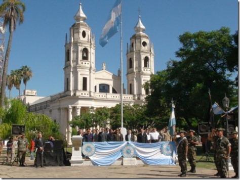 Dia del Himno Nacional Argentino-Este viernes 11, a las 9,00 horas, se entonara la Cancion Patria, en Plaza Mitre-