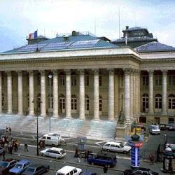 107.- Bolsa de París