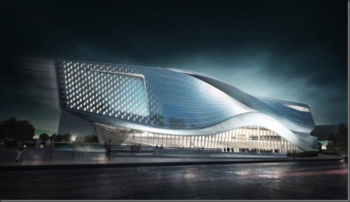 Museu Dalin - Fonte Revista AU 2