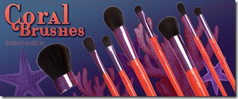NeveCosmetics-Coral-Brushes