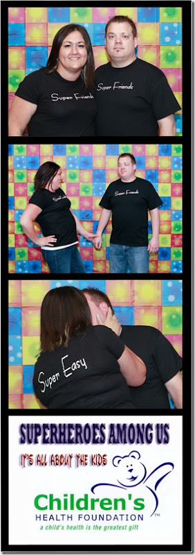 Photo Booth Image Strip 4