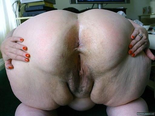 фото жирные сраки