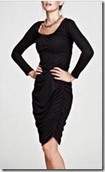 Hotsquash Ruched Dress