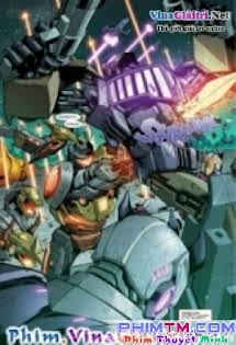 Robot Biến Hình Phần 3 - Transformers Prime Season 3