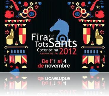 FIRA DE TOTS SANTS Cocentaina 2012