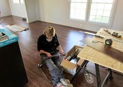 1411023 Nov 02 Terri Looking For Small Piece Of Flooring