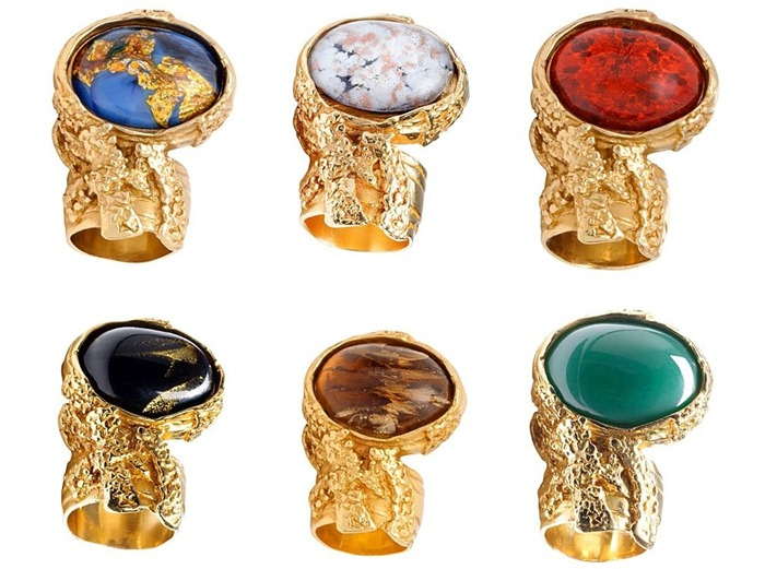 YSL-Yves-St-Laurent-Fall-Winter-2011-Arty-Ovale-Rings