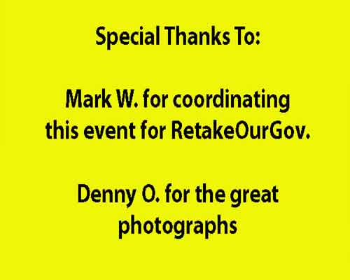 special thanks to Mark and Denny