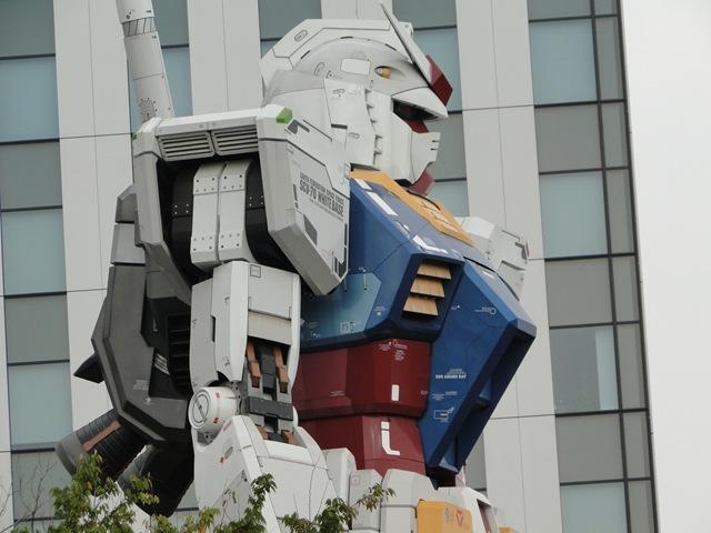 TOKYO GUNDAM 1:1