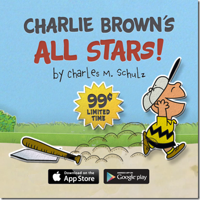Charlie Brown All Stars app