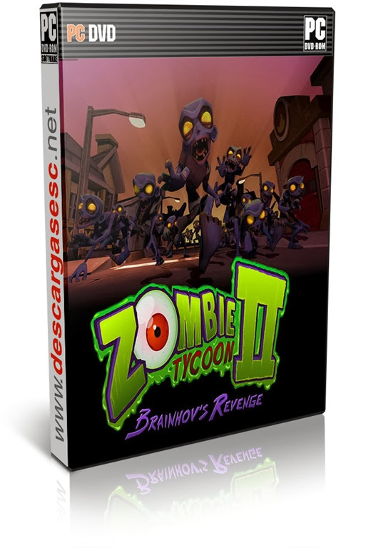 Zombie Tycoon 2 Brainhovs Revenge-SKIDROW-pc-cover-box-art-www.descargasesc.net