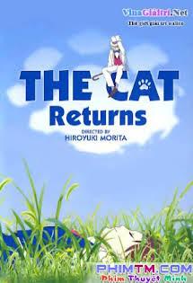 Sự Trả Ơn Của Bầy Mèo - The Cat Returns