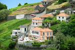 vakantiehuis op Madeira Raposeira de Sao Joao aan het eind van het wegje