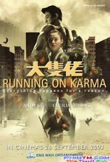 Đại Anh Hùng - Running On Karma Tập 1080p Full HD