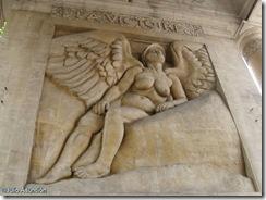 Relieve de la Victoria - Monumento a los caídos - Toulouse