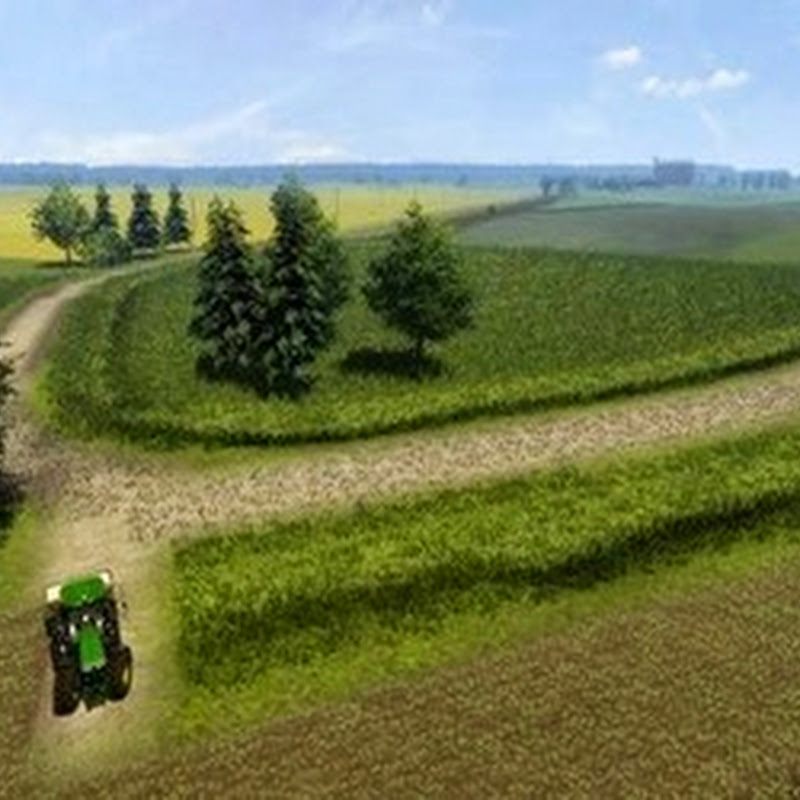 Farming simulator 2013 - Advanced country XXL v 2.0
