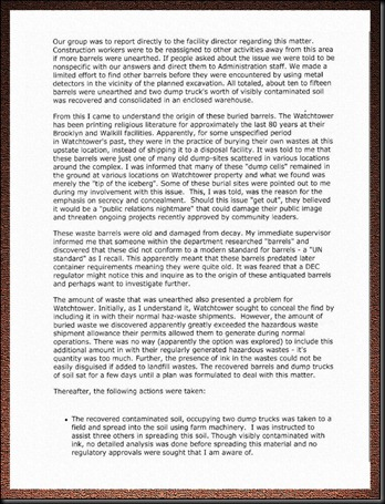 2006 Watchtower Whistleblower letter p2