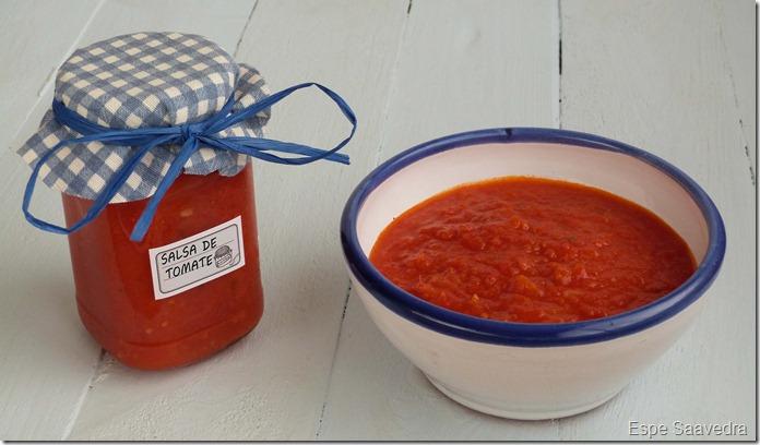 salsa de tomate espe saavedra