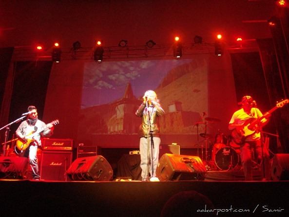 Nepathya's Amrit Gurung Concert
