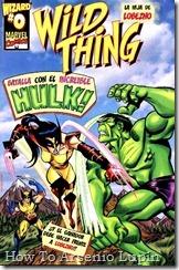 P00195 - Wild Thing #0