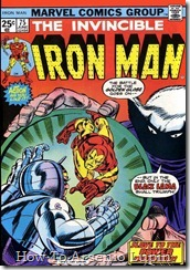 P00220 - El Invencible Iron Man #75